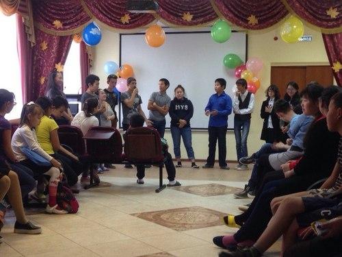1 октября прошли выборы в Актив школы