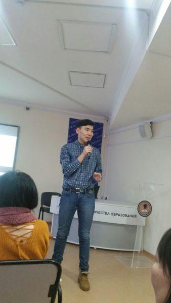 Ресурсный центр делится опытом с учителями республики