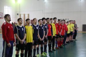 Товарищеская встреча по мини-футболу среди специальных (коррекционных) школ.