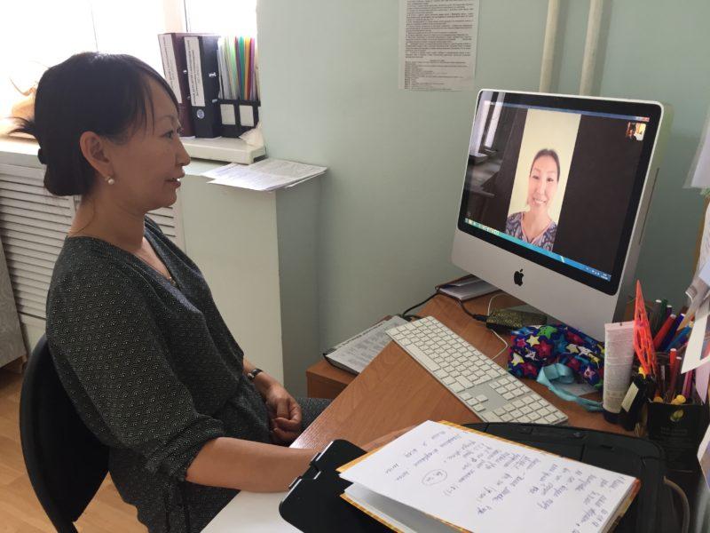 Стартовал проект «Виртуальный ясли-сад» для детей  с нарушениями слуха и зрения.