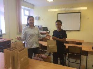 """InDriver поздравил участников международного проекта """"BeginIT"""" c Днем государственности РС (Я)"""