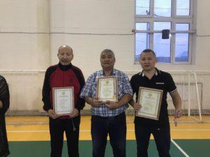Состоялось соревнование по шашкам среди педагогов