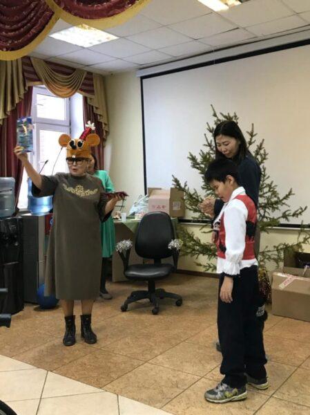 Педагоги надомного обучения подарили детям новогоднее чудо!