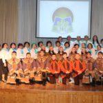 Педагоги-активисты успешно представили школу на республиканском смотре-конкурсе самодеятельности