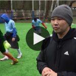 В СМИ о нас: От прав к возможностям: Футбольный турнир незрячих школьников